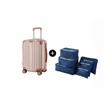 Valise cabine Ania 4 roues...