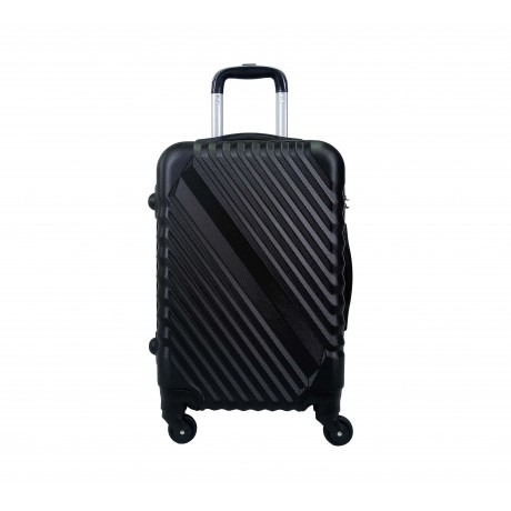 Valise moyenne 4 roues 65cm rigide - Overline - Trolley ADC