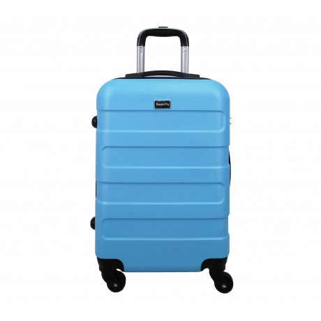 Valise moyenne 4 roues 65cm rigide - Tropic - SuperFly