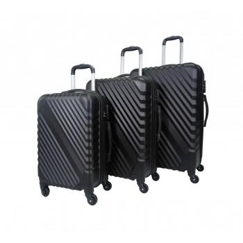 Set de 3 valises rigide 4...